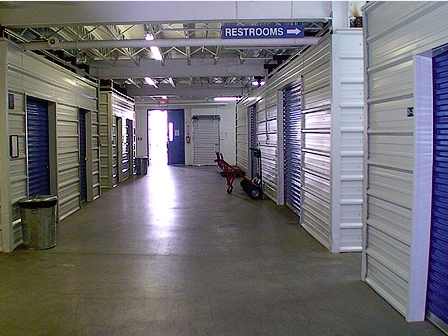 Indoor Climate Controlled Self Storage Hanahan South