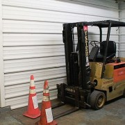 Indoor Self Storage Forklift