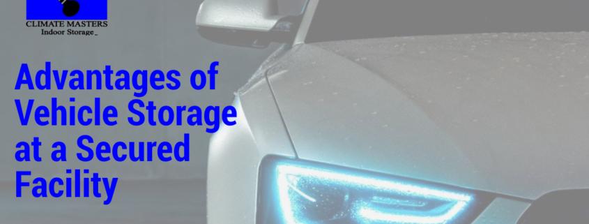 RV storage / vehicle storage