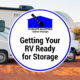 Getting Your RV Ready for Storage